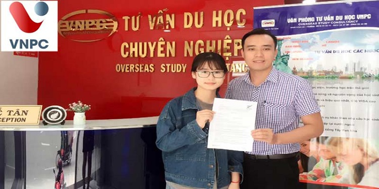 Văn Phòng Tư Vấn Du Học VNPC là công ty tư vấn du học tại tphcm