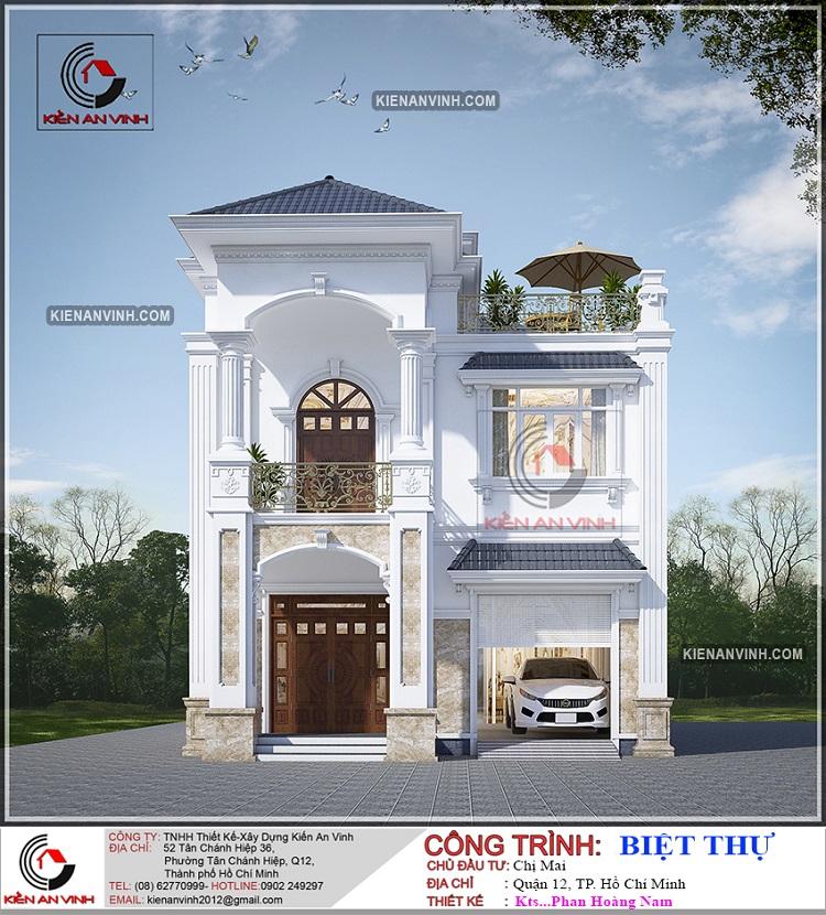 Công ty thiết kế xây dựng tại TPHCM Kiến An Vinh - công ty thiết kế xây dựng tại tphcm