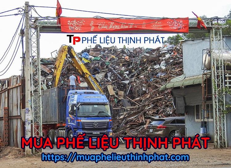 Công ty thu mua phế liệu Thịnh Phát