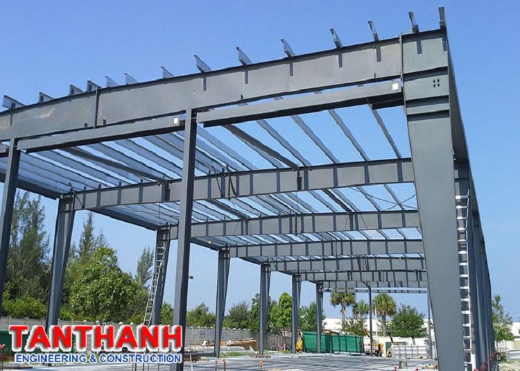 Công ty xây dựng nhà xưởng Tân Thành