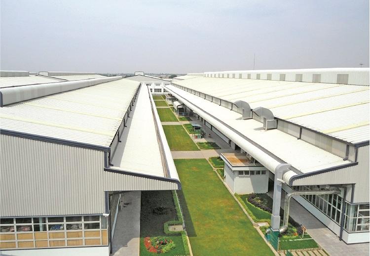 Công ty thi công nhà xưởng Phú Long