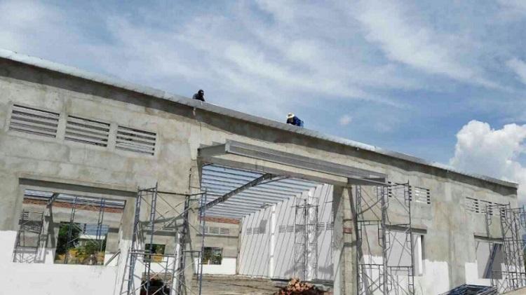 Công ty xây dựng nhà xưởng Thành Nam l